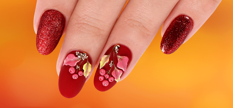 Crystal Nails Novelties 2018 - The Coolest Nail Art Trends of the Autumn/Winter Season!