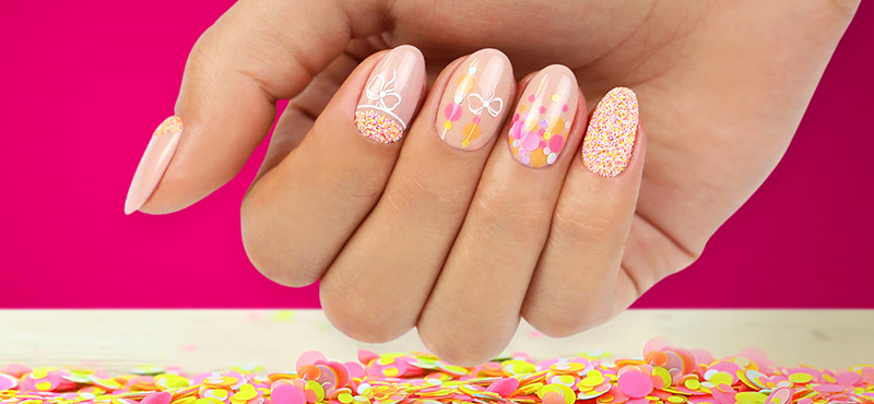 Crystal Nails Novelties 2017 - The Hottest Nail Art Trends of the Spring/Summer Season!