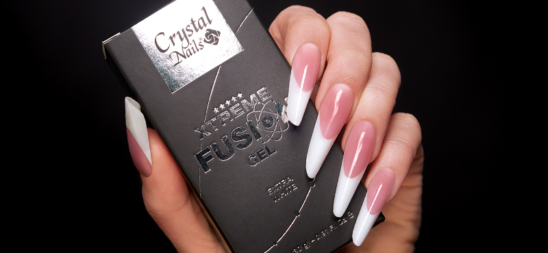 Crystal Nails Top Gels