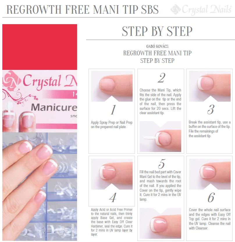 Regrowth Free Mani Tips