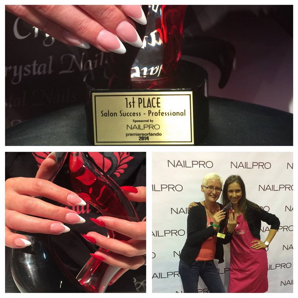 Premiere Orlando – the Crystal Nails success story goes on in Florida