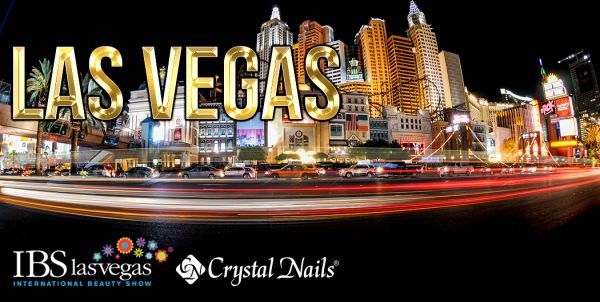 Crystal Nails - Las Vegas Event 2016