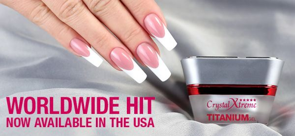 A Crystal Nails Superstar Has Landed in the USA!