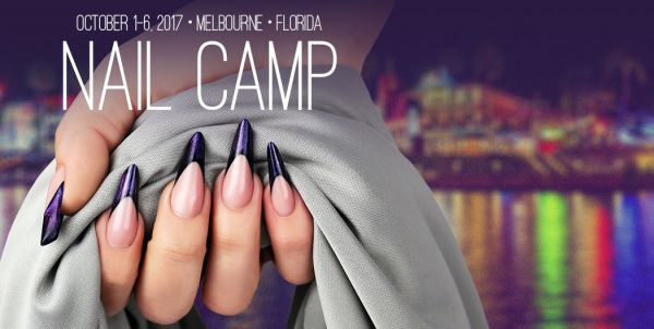 Crystal Nails - NAIL CAMP 2017