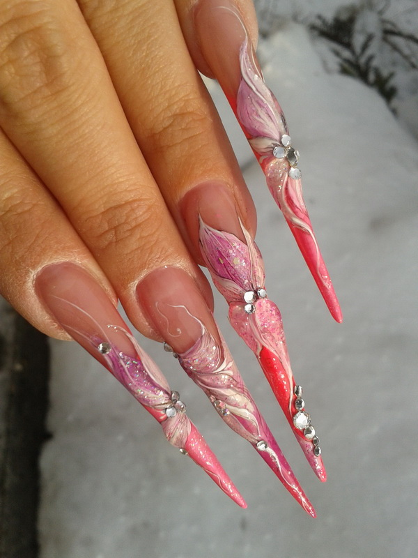 Nail art gallery nailart pictures acrylic nails prinsesfo Images