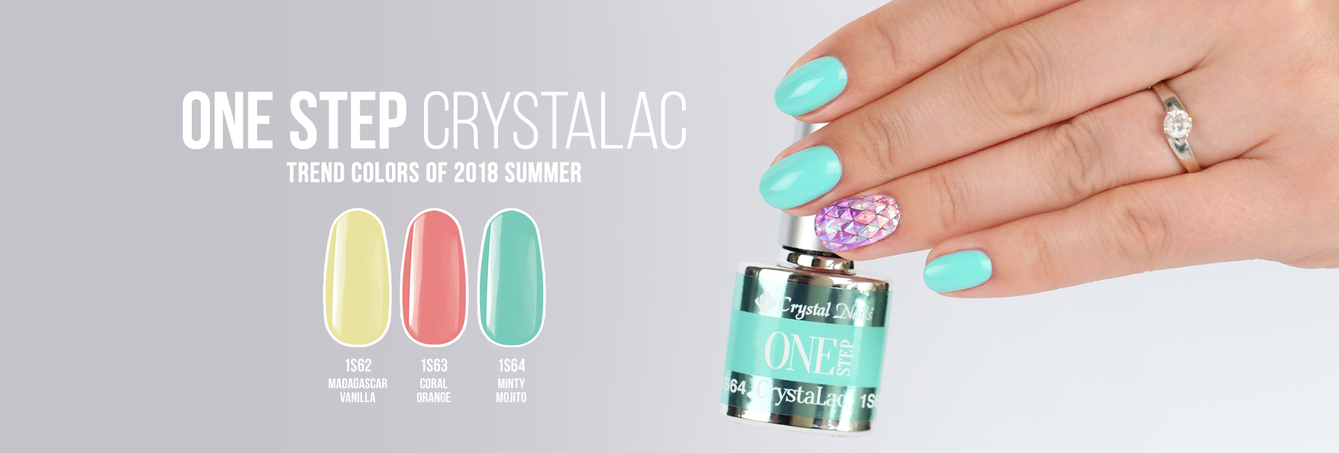 Crystal Nails - the Champions\' brand