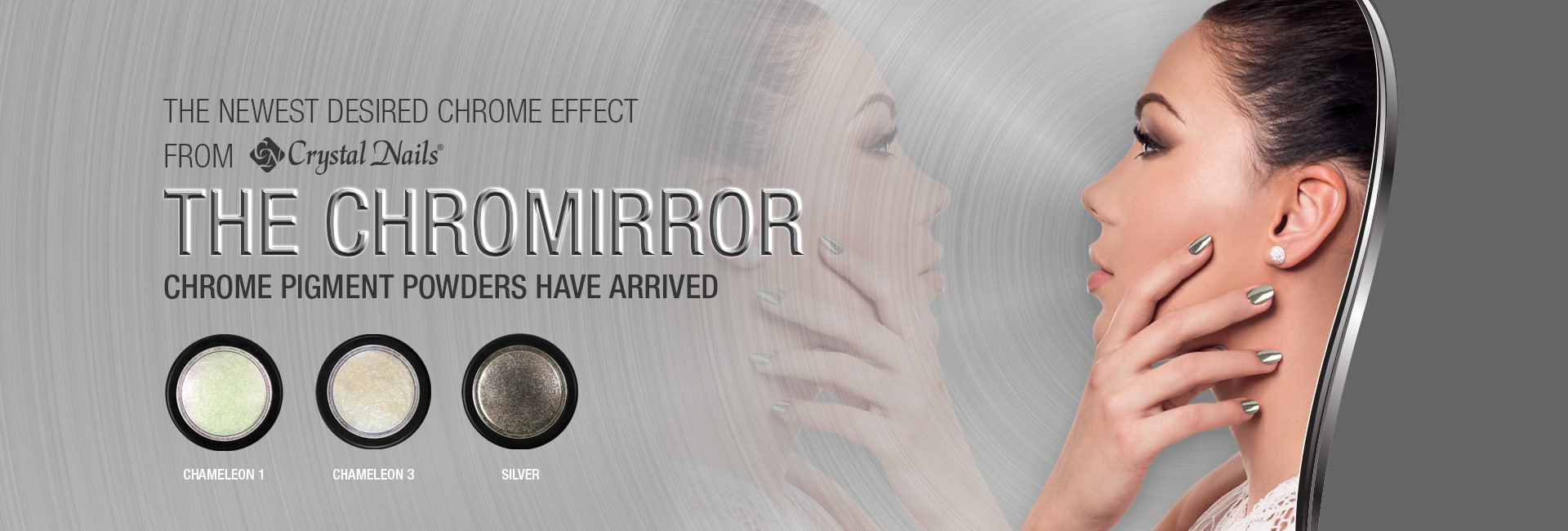 New Arrival! ChroMirror Chrome Pigment Powders!